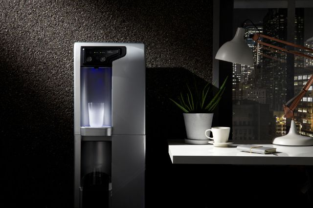 Iseo water cooler in office